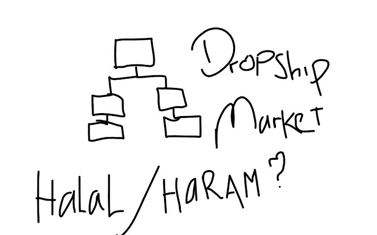 strategi dropship halal dan tool