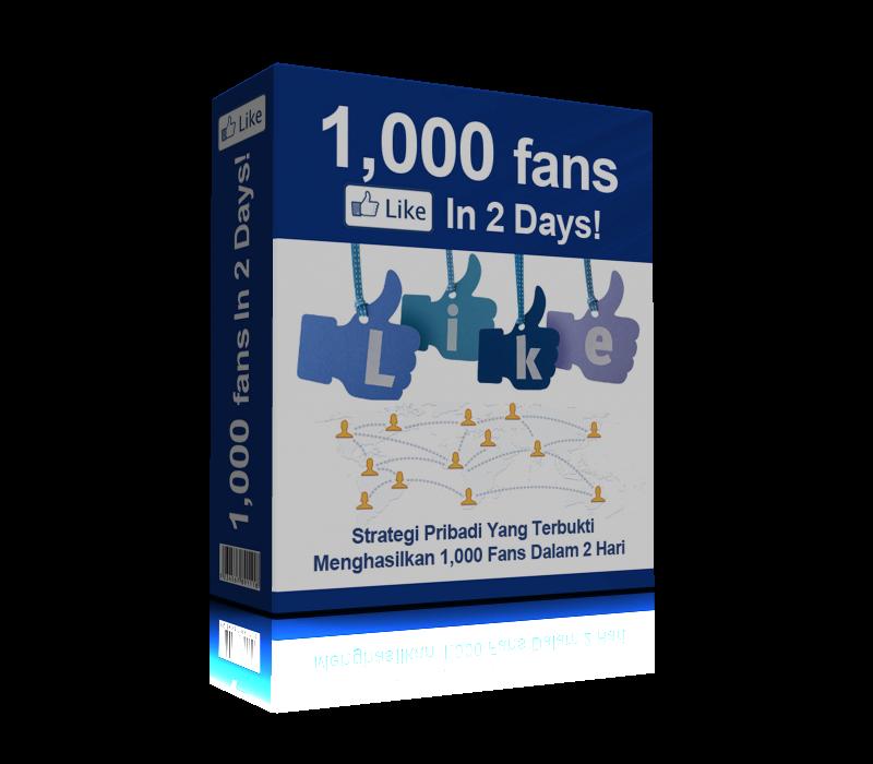 1000 fans in 2 days