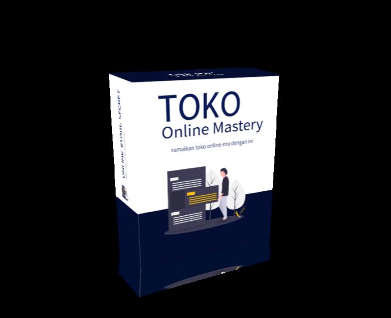 toko online mastery